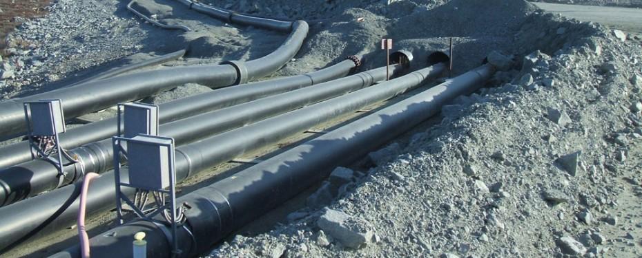 Diamond Mine Tailings - Tailings Engineering Alberta