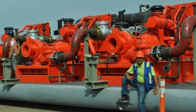 slurry pump in canada, fluid engineering, mine tailings solution pump engineering, portable oil extraction skids