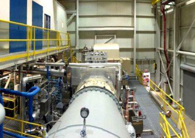 Pulp Mill Turbine Generator