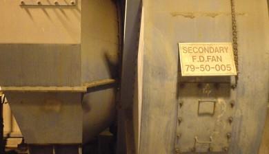 Boiler power reduction industrial engineers canada