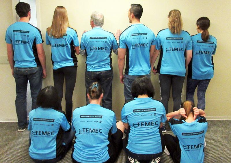 TEMEC Sun Run Team 2016
