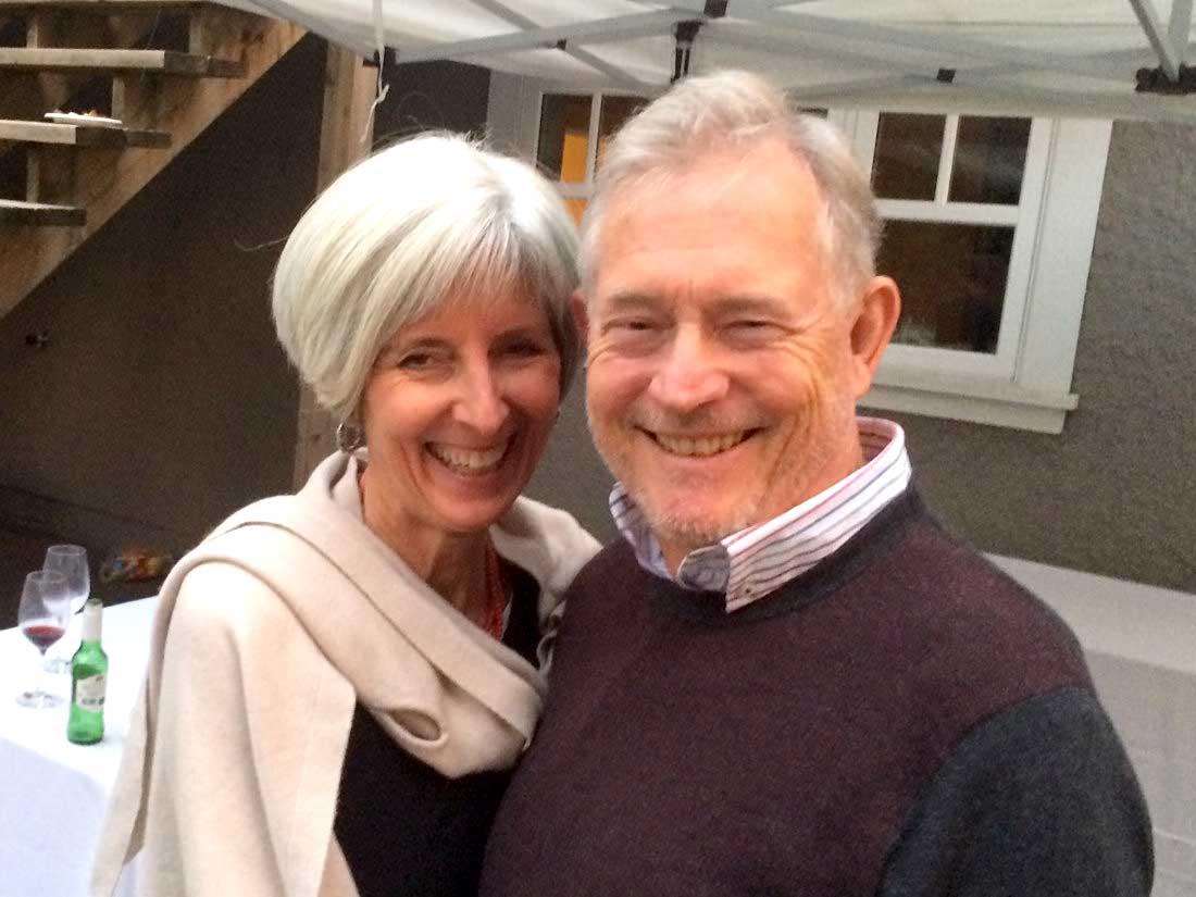 Joanne and Brian Gaffney