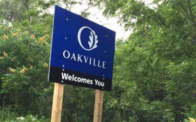 Au Revoir, Oakville…